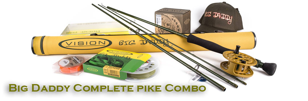 Big Daddy Complete Pike Combo