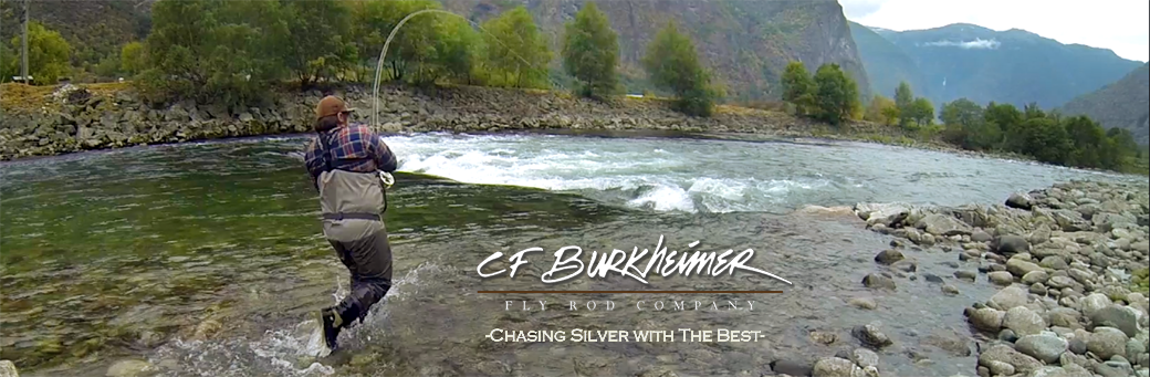 CF Burkheimer - Chasing Silver with the best
