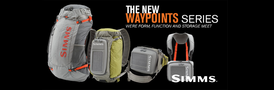 Simms Waypoints Series