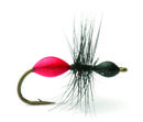 Transparant Ant - Black/ Red