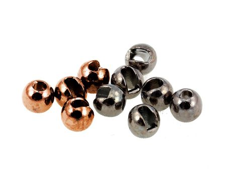 Sybai Tungsten Slotted Beads
