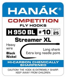 Hanak H950BL Streamer XL - Barbless