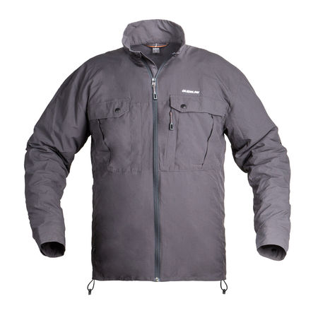 Guideline Alta Wind Shirt - Charcoal