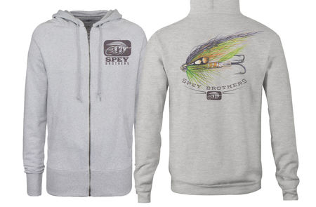 Spey Brothers Foxy Hoody