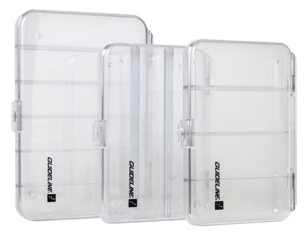 Guideline Slim Tube Fly Boxes