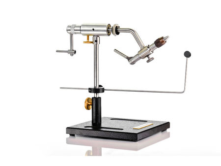 Dyna-King Fly Tying Vise - Barracuda Deluxe