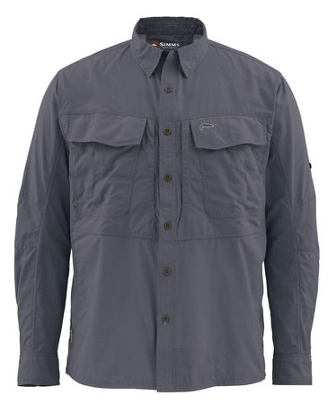 Simms Guide Shirt - Nightfall