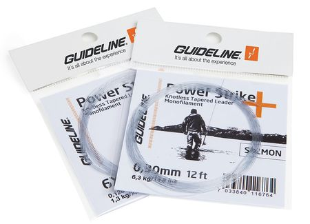Guideline Power Strike+ Leader - 12ft