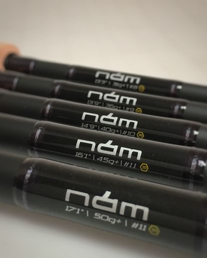 Nam Products - Double Hand Rods