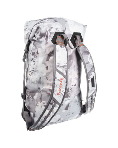 Simms Drycreek Simple Pack - 25L Cloud Camo Grey