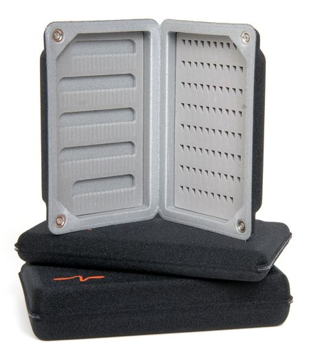 Guideline Ultralight Foam Fly Box - Black