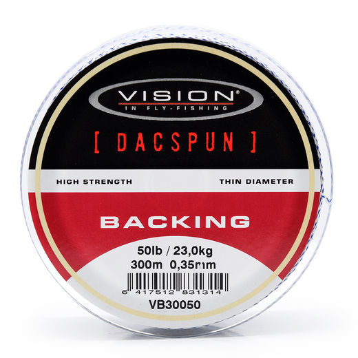 Vision Dacspun Backing - 50lb