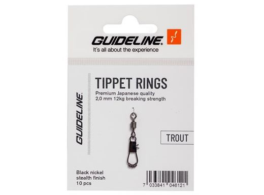 Guideline Tippet Rings