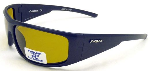 Aqua Blackfin Polarized Sunglasses