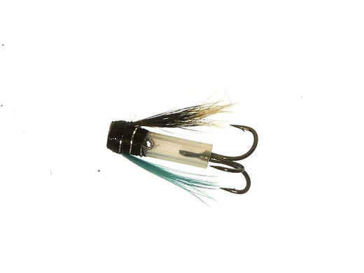 FishMadMan Micro Riffling Hitch - Blue Charm