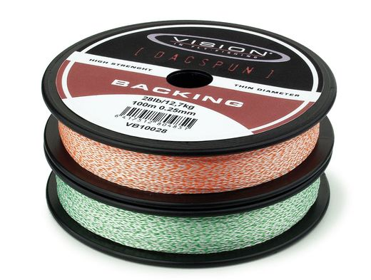 Vision Dacspun Backing - 36lb & 28lb