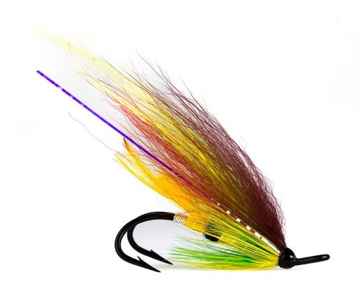 Guideline Green Highlander - Double Hook