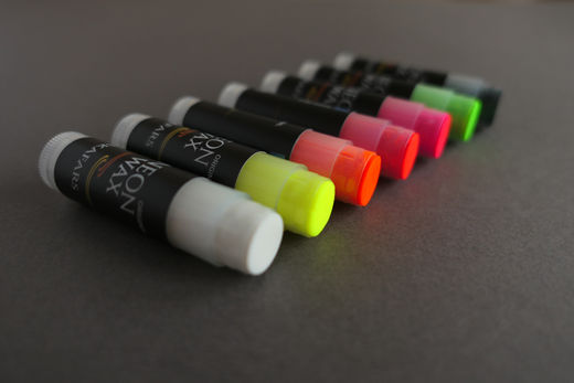 Skafars Neon Wax Soft Indicator