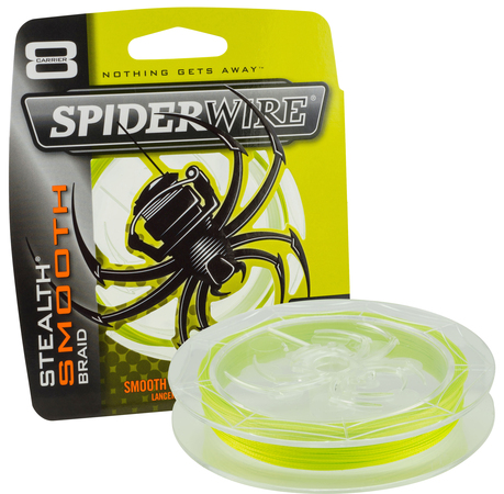 SpiderWire Stealth Smooth 8 - Backing