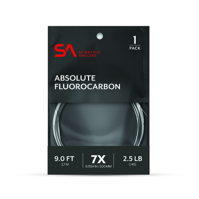 SA Absolute Fluorocarbon 12ft